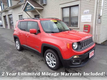 2015 Jeep Renegade Latitude in Brockport