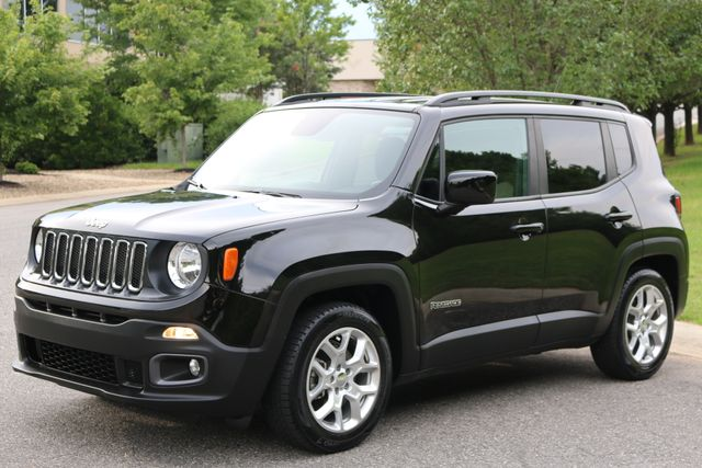 2015 Jeep Renegade Latitude Mooresville, North Carolina 2