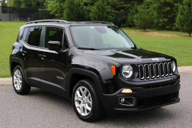 2015 Jeep Renegade Latitude Mooresville, North Carolina 61