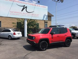 2015 Jeep Renegade Trailhawk in Oklahoma City OK