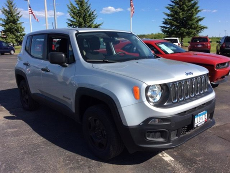 2015 Jeep Renegade Sport in Victoria, MN
