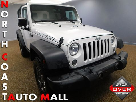 2015 Jeep Wrangler Rubicon in Akron, OH