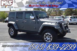 2015 Jeep Wrangler Unlimited Sahara | Albuquerque, New Mexico | M & F Auto Sales-[ 2 ]