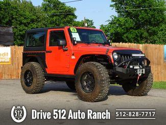 2015 Jeep Wrangler in Austin, TX