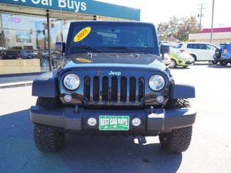 2015 Jeep Wrangler Sport Englewood, CO 7