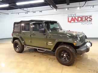 2015 Jeep Wrangler Unlimited Sahara Little Rock, Arkansas