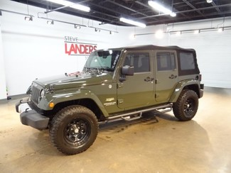 2015 Jeep Wrangler Unlimited Sahara Little Rock, Arkansas 2