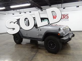 2015 Jeep Wrangler Unlimited Sport Little Rock, Arkansas