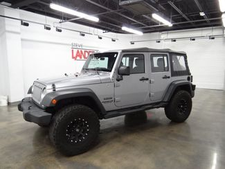 2015 Jeep Wrangler Unlimited Sport Little Rock, Arkansas 2