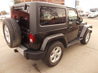 2015 Jeep Wrangler Sahara Manchester, NH 4