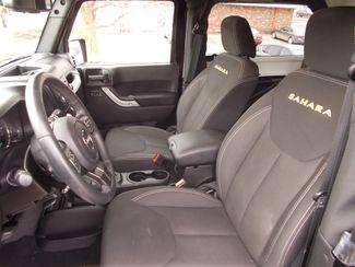 2015 Jeep Wrangler Sahara Manchester, NH 8