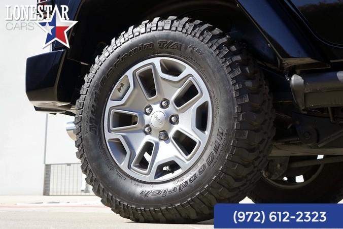 2015 Jeep Wrangler Unlimited Sahara Warranty Automatic  in Plano, Texas