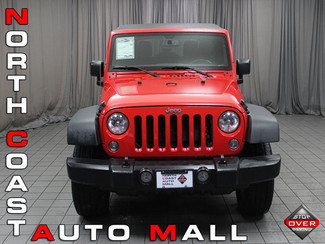 2015 Jeep Wrangler Unlimited Sport in Akron, OH