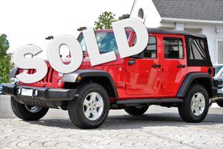 2015 Jeep Wrangler Unlimited in Alexandria VA