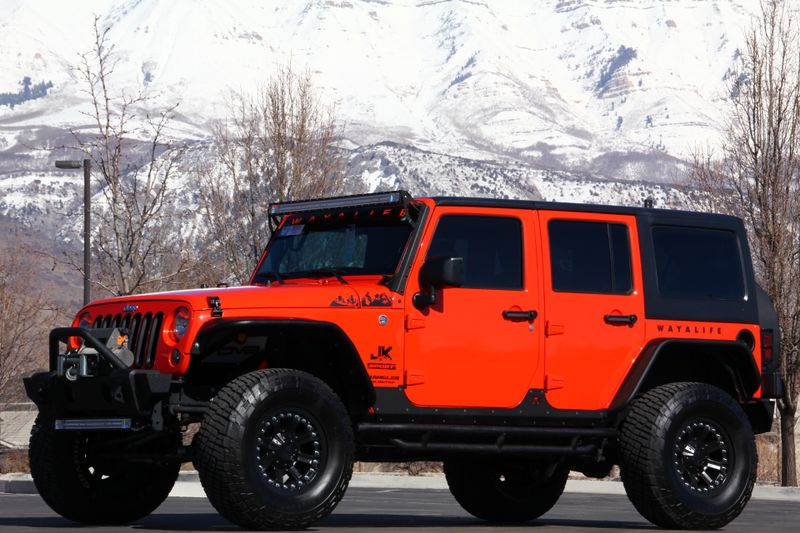 2015 Jeep Wrangler Unlimited JK Sport 4x4  city Utah  Autos Inc  in , Utah