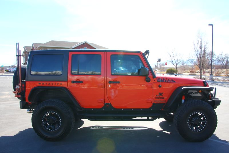 2015 Jeep Wrangler Unlimited JK Sport 4x4  city Utah  Autos Inc  in , Utah
