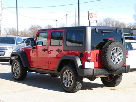 2015 Jeep Wrangler Unlimited Rubicon Hardtop Automatic in Ankeny, IA