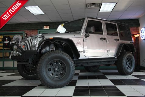 2015 Jeep Wrangler Unlimited Sahara 4x4 in Baraboo, WI