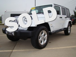 2015 Jeep Wrangler Unlimited Sahara Bettendorf, Iowa