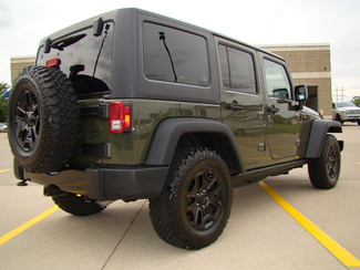2015 Jeep Wrangler Unlimited Willys Wheeler Bettendorf, Iowa 27