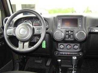 2015 Jeep Wrangler Unlimited Willys Wheeler Bettendorf, Iowa 14