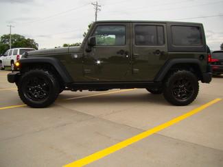 2015 Jeep Wrangler Unlimited Willys Wheeler Bettendorf, Iowa 3