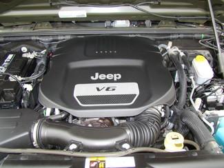 2015 Jeep Wrangler Unlimited Willys Wheeler Bettendorf, Iowa 17