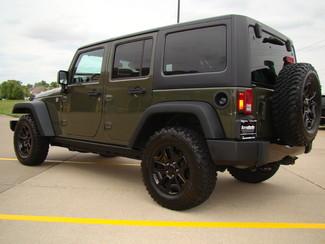 2015 Jeep Wrangler Unlimited Willys Wheeler Bettendorf, Iowa 4