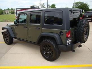 2015 Jeep Wrangler Unlimited Willys Wheeler Bettendorf, Iowa 25
