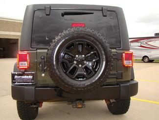 2015 Jeep Wrangler Unlimited Willys Wheeler Bettendorf, Iowa 5