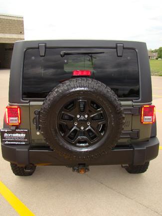 2015 Jeep Wrangler Unlimited Willys Wheeler Bettendorf, Iowa 26