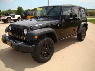 2015 Jeep Wrangler Unlimited Willys Wheeler Bettendorf, Iowa 28