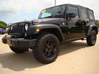 2015 Jeep Wrangler Unlimited Willys Wheeler Bettendorf, Iowa 29