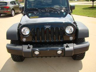 2015 Jeep Wrangler Unlimited Willys Wheeler Bettendorf, Iowa 26