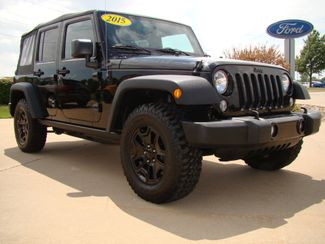2015 Jeep Wrangler Unlimited Willys Wheeler Bettendorf, Iowa 27