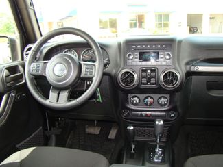 2015 Jeep Wrangler Unlimited Willys Wheeler Bettendorf, Iowa 11