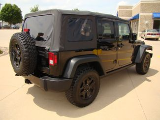 2015 Jeep Wrangler Unlimited Willys Wheeler Bettendorf, Iowa 24