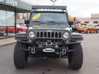 2015 Jeep Wrangler Unlimited Sport Englewood, CO 1