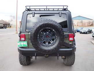 2015 Jeep Wrangler Unlimited Sport Englewood, CO 6