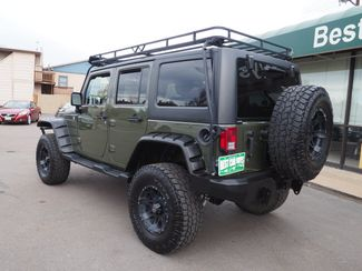 2015 Jeep Wrangler Unlimited Sport Englewood, CO 7