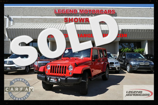 2015 Jeep Wrangler Unlimited Rubicon in Garland