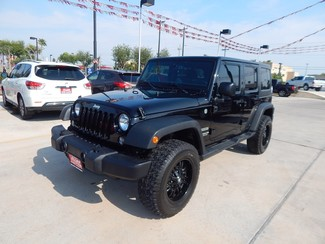 2015 Jeep Wrangler Unlimited Sport Harlingen, TX