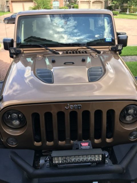 2015 Jeep Wrangler Unlimited Sahara Houston, Texas 3