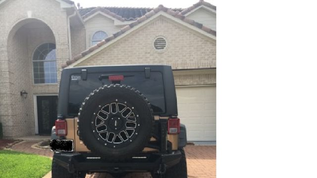 2015 Jeep Wrangler Unlimited Sahara Houston, Texas 9