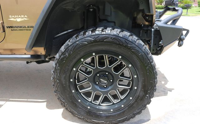 2015 Jeep Wrangler Unlimited Sahara Custom Houston, Texas 6