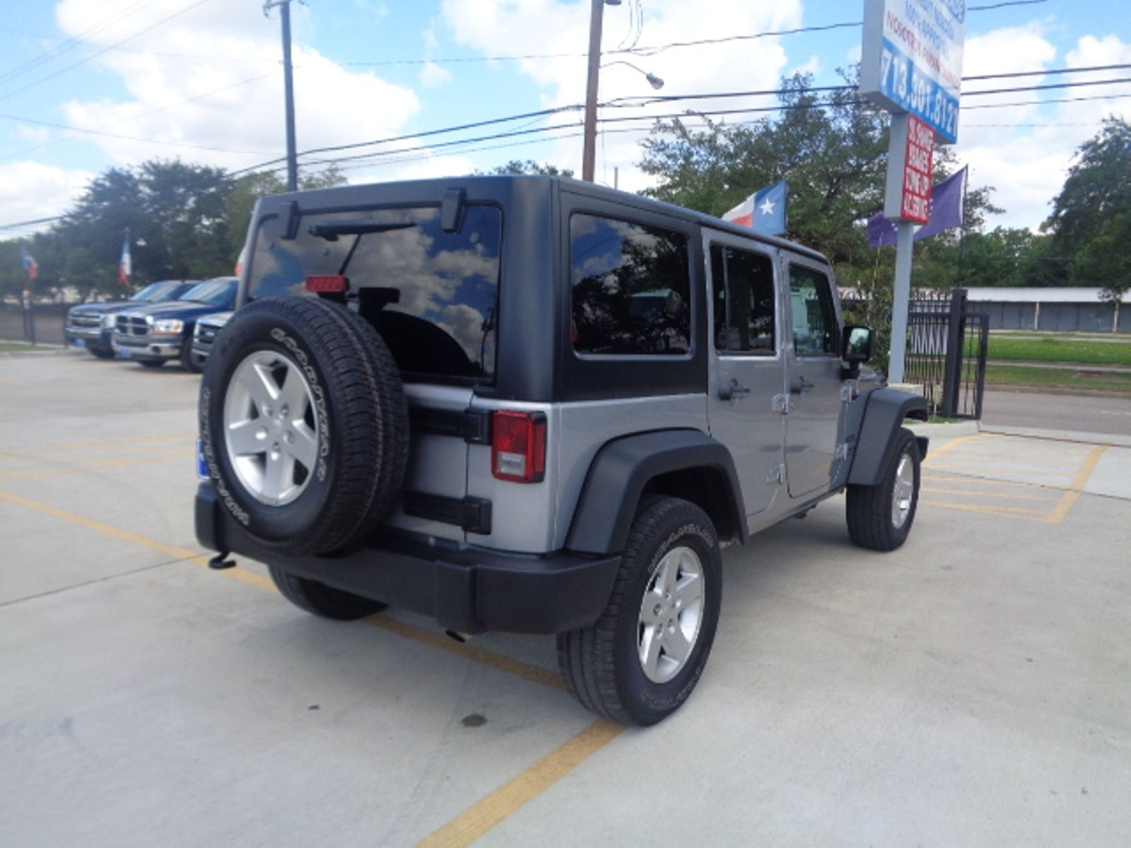 wrangler unlimited sport used of customization jeep htm c
