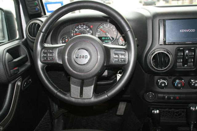 2015 Jeep Wrangler Unlimited Sport Custom Houston, Texas 11