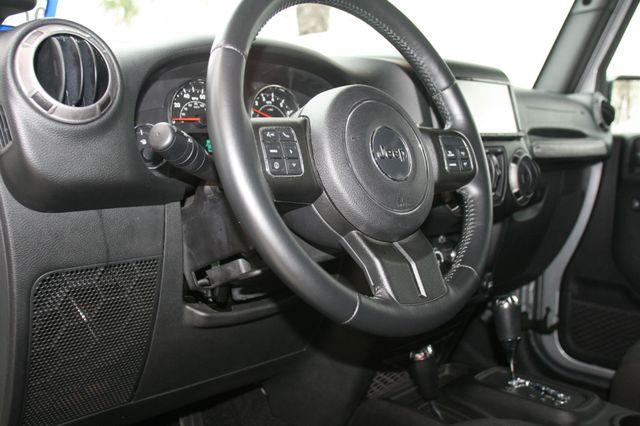 2015 Jeep Wrangler Unlimited Sport Custom Houston, Texas 14