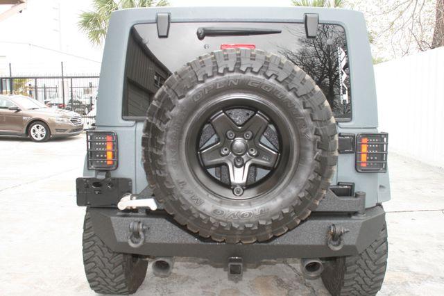 2015 Jeep Wrangler Unlimited Sport Custom Houston, Texas 4