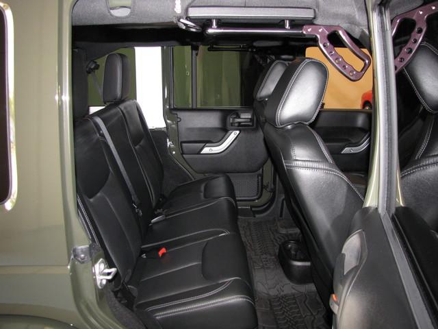 2015 Jeep Wrangler Unlimited Rubicon Hard Rock Jacksonville , FL 62